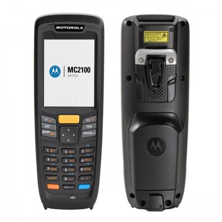 Motorola (Zebra) prenosni ručni terminal MC2180 prednja i zadnja strana