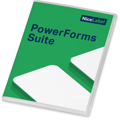 NiceLabel PowerForms Suite