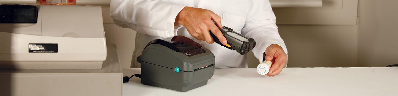 INFOKOD barkod štampači i čitači